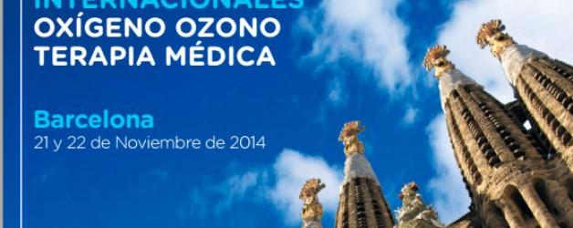 X Jornadas Internacionales de Oxígeno-Ozono Terapia Médica