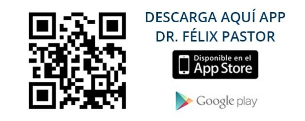 Nueva App Dr. Félix Pastor