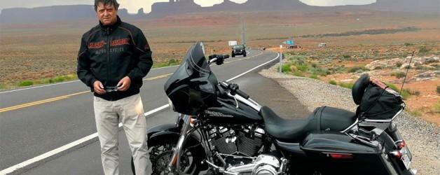 El Dr. Felix Pastor recorre la mítica Ruta 66